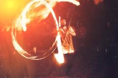 Fire Middleage Festival Freyung (Lecker Pfannkuchen) Tags: fire juggling feuer middleages mittelalter
