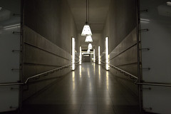 Follow the Light (Pamela Marklew) Tags: underground munich mnchen ubahn