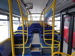 GAL SE291 - YX16OCW - INTERIOR - BV BUS GARAGE - FRI 29TH APR 2016 B (Bexleybus) Tags: bus london ahead interior garage go 200 belvedere dennis mmc bv enviro adl goahead se291 yx16ocw