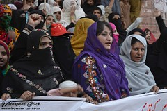 National women wing protest in favor of Khalid langau (watanpaal Photography) Tags: pakistan nab quetta nationalparty balochistan nationalaccountabilitybureau megacorruptionscandalbalochistan womenpolitician