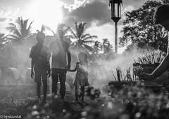 smoke (hpskurdal) Tags: light smoke prayer sri lanka offering nikkor hpskurdal