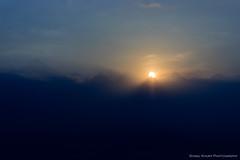 Sunrise From Behind Panchchulli (sonalkhunt) Tags: morning travel sun mountain nature sunrise trekking photography hills himalaya range naturephotography kumaon uttarakhand munsiyari pithoragarh glasiar trip2016 milammilam 5hills