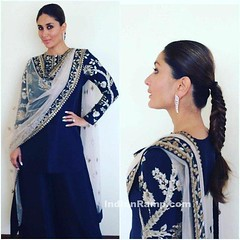 Kareena Kapoor Khan in Hyderabad for Malabar Gold and Diamond Store Opening (shaf_prince) Tags: india fashion actress bollywood hyderabad salwarkameez kareenakapoor designerwear malabargold straightcutsuits