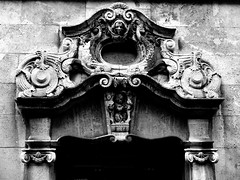 Doorway (L'Oriol.) Tags: city center bremen arquitecture
