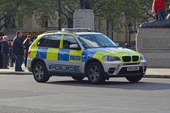BN63 WML (Emergency_Vehicles) Tags: london police bmw vehicle metropolitan response armed x5 thh bn63wml