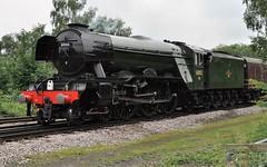 """Flying Scotsman""60103"" (Rodders60022) Tags: trains steam locomotive railways locomotives steamengines britishrailways lner steamlocomotives 60103 heatonjunction"