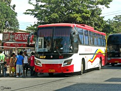 Davao ACF Bus Line A-11 (Monkey D. Luffy 2) Tags: road city bus public photography photo nikon philippines transport vehicles transportation coolpix vehicle society davao photograhy philippine enthusiasts dm11 philbes