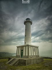 Faro de Lastres - Lastres lighthouse (danielfi) Tags: costa lighthouse landscape faro coast ngc asturias paisaje lastres asturies