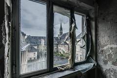 church VI (>>nicole>>) Tags: church window fenster kirche urbanexploration urbex abandonedplaces schwalmtal lostplaces kentschool hostert stjosefsheim britishmilitaryhospital klosterschwalmtal monasteryschwalmtal