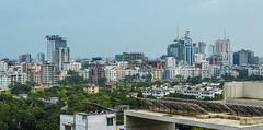 Dhaka - Gulshan (ASaber91) Tags: city skyline dhaka bangladesh gulshan