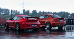 MCDJ7938 (http://www.thephotodude.com/) Tags: 911 turbo porsche bmw coupe 1m