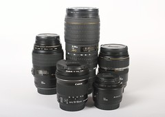 My Lenses (TB IMAGES) Tags: canon lens sigma equipment 1785 50f18 sigma70200f28 ef100f28 ems1018