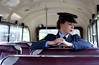 'Ellie' (andrew_@oxford) Tags: abbey station force weekend air great central royal railway womens ellie 1940s reenactment reenactors pumping wraf