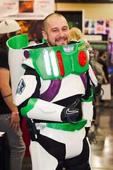 PHXCC 2016 - Friday_0001 (Florentino Luna) Tags: phoenix arizona comicon 2016 phxcc cosplay canon t5 1200d 50mm eos rebel ef50mm convention center f18ii f18 people portrait friday toy story buzz lightyear phoenixcomicon phoenixcomicon2016 phxcc2016 pcc2016