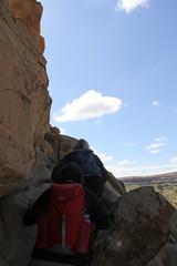 2016-05-19 11.12.32-1 (viking2917) Tags: new mexico hiking pueblo bonito chacocanyon kin anasazi kletso