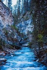 MH5_9193 (memories by Mark) Tags: rockies waterfall alberta banff rockymountains banffnationalpark johnstoncanyon