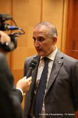Renato Mazzoncini AD FS Italiane (Ferrovie dello Stato Italiane) Tags: senato roma uic usic renatomazzoncini fs fsitaliane ferroviedellostato innovazione integrazione mobilit