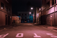 Durban (elsableda) Tags: africa road street city urban architecture night southafrica nightscape sony south midnight durban dystopia dystopian