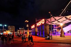 20160618-07-Dark MOFO Winter Feast entrance (Roger T Wong) Tags: lighting night fire lights australia tasmania hobart 2016 pw1 sony1635 princeswharf1 rogertwong darkmofo sel1635z sonya7ii sonyilce7m2 sonyalpha7ii sonyfe1635mmf4zaosscarlzeissvariotessart