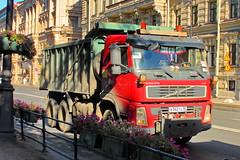 Volvo FM.400   362  98 (RUS) (zauralec) Tags: volvo fm400  362  98 rus saintpetersburg admiraltyprospect