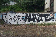 Depht Alrite (Psychedelic Wardad) Tags: portland graffiti ucl depht ase eao alrite