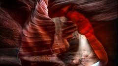 Lower Antelope Canyon_1 (shchukin) Tags: light arizona usa landscape nikon sigma canyon antelopecanyon navajotribalpark shchukin d5200