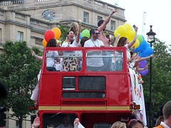 RM1159 - 159CLT - Pride London 2016 - #NOFILTER (Waterford_Man) Tags: nofilter pridelondon2016 routemaster rm1159 159clt opentop parade pride lgbt london lesbian gay bisexual trans topless people