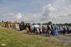 A cross procession from the village of Nikolskoe to the village of Adamovka / Крестный ход из Никольского в Адамовку (53)