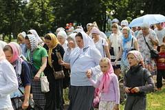 A cross procession from the village of Nikolskoe to the village of Adamovka / Крестный ход из Никольского в Адамовку (12)