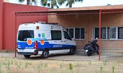 URGENCIAS_ANDALUCÍA (DAGM4) Tags: españa andalucía spain lepe 2016 urgencias laantilla provinciadehuelva emergencias112