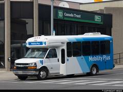 York Region Transit #1186 (vb5215's Transportation Gallery) Tags: york chevrolet spirit transit region mobility yrt 2011 g4500 arboc som26d