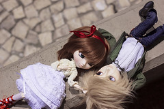 No doubt in my mind where you belong (Brie G.) Tags: pullip souseiseki pullipsouseiseki taeyang arion taeyangarion dolls junplanning obitsu couple love