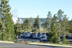 Sprinkler Geyser, Yellowstone (David A's Photos) Tags: june sprinkler yellowstonenationalpark yellowstone geyser yellowstonetrip ugb uppergeyserbasin june2016