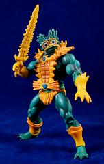 Mer-man (LegionCub) Tags: heman mastersoftheuniverse motuc classics skeletor actionfigure mattel mattycollector 1980s sword sorcery castlegreyskull eternia