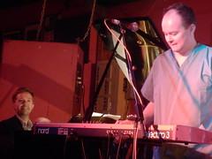 Sexy KC 27/06/16: Jeremy & Martin (Diamond Geyser) Tags: show music onstage 100club princetribute martinwhite jeremylimb karaokecircus sexykc