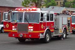 PFD Engine 13 (Aaron Mott) Tags: philadelphiafire pfd philadelphia philly phillyfire phiadelphiafire philadelphiafirefiretruck pfdfiretruck firetruckpfd firetruck fire firedepartment firedept fireapparatus kme