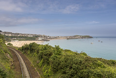 Best Park and Ride Ever (CarolynEaton) Tags: cornwall stives
