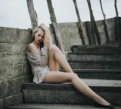 Tanja - Copenhagen (michaelbennati) Tags: portrait beauty fashion model moments moody elegant soulful calmness