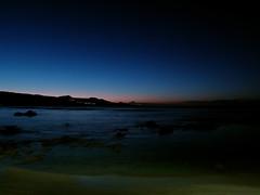 P1051484 (alejandravegamartn) Tags: paisaje landscape places lugares gran canaria las canteras playa beach human humano seor hombre teide mar oceano ocean instantes instants barco boad