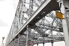 Howrah Bridge (NA.dir) Tags: travel bridge fish canon m kolkata ilc westbengal howrah mirrorless