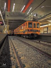 Veteranos2 (mauro.tch) Tags: city argentina train subway metro transport siemens subte transporte