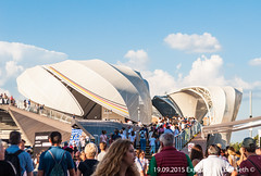 Expo 2015 @Milano (Lord Seth) Tags: 2015 d5000 lordseth espozioneuniversale expo germania italy milan milano nikon padiglioni