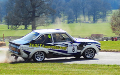 Classic Rally  #mini #ford #escort #bmw #rally #tamaron #car #nikon (Jason Gambone74) Tags: nikon tamaron mini bmw rally escort ford car race