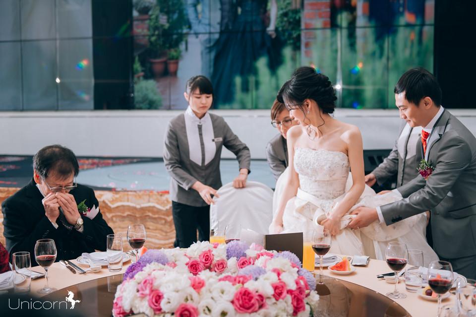 《婚攝》漢璽 & 宇婷 / The LIN 林酒店