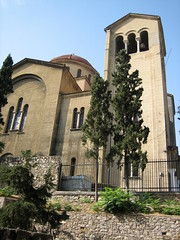 052 - Byzantine Church from side (Scott Shetrone) Tags: other graveyards events churches places athens greece 5th kerameikos anniversaries
