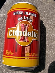 Karlsbrau, Citadelle Blond, France (ralph&dot) Tags: france beer drink cerveza blond drinks alcohol bier cerveja birra bir bire pivo l bira citadelle sr  alus biiru biera karlsbrau beerflickr beerflickring beerflickred beerflickrs