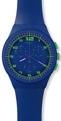 Swatch Blue C Unisex Watch SUSN400