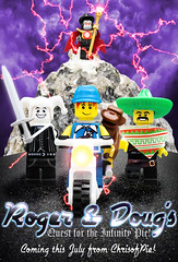 Roger & Doug's Quest for the Infinity Pie! (chrisofpie) Tags: chris pie king lego gorilla infinity doug jose liam legos heroes roger quest minifigure minifigures gorillaking chrisofpie rogerdoug liamthemime gorillamafia infinitypie rogerdougsquestfortheinfinitypie rogeranddougsquestfortheinfinitypie