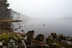 Loch Choire (Red Storm Rising) Tags: mist scotland highlands nikon loch sutherland lochchoire d3100