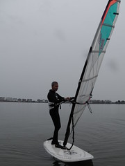 Intermediate Windsurfing Lessons - May 2016